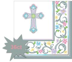Blessed Day Luncheon Napkins, 36ct