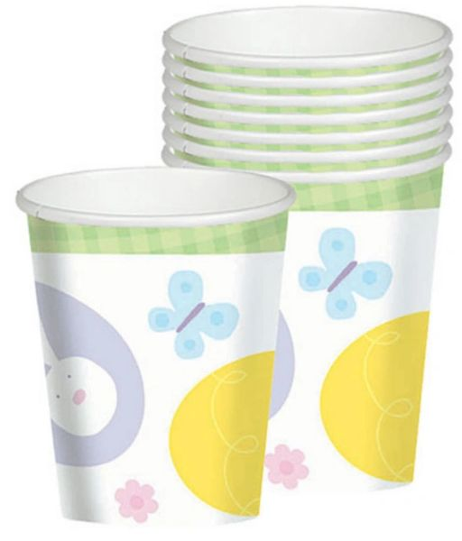 Eggstravaganza Cups, 9oz 8ct