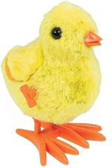 Yellow Chick Windup Toy