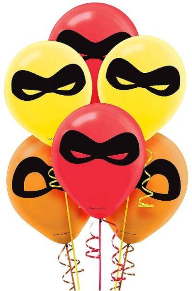 ©Disney/Pixar Incredibles 2 Latex Balloons, 6ct
