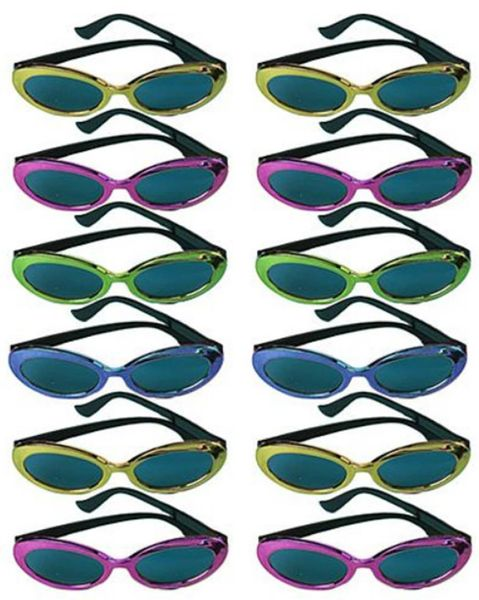 Sporty Sunglasses, 10ct