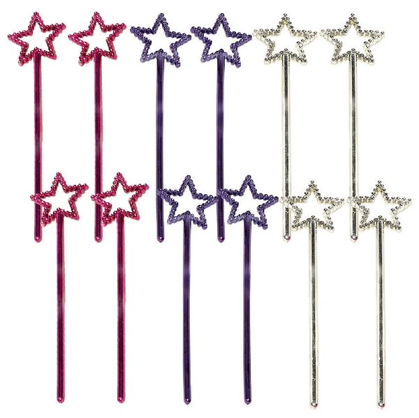 Star Wands, 12ct