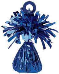 Blue Small Foil Balloon Weight - 10 Blue