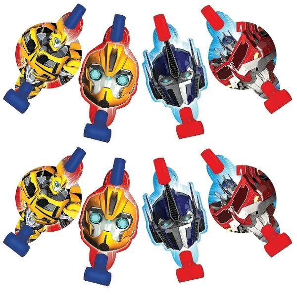 Transformers™ Blowouts, 8ct