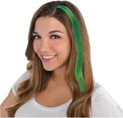 Green Hair Extension