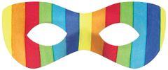 Rainbow Super Hero Mask