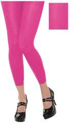 Pink Footless Tights