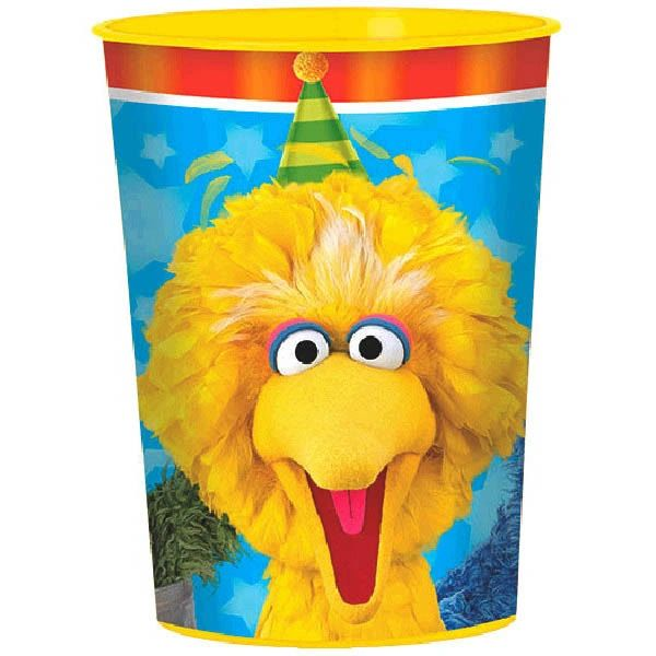 Sesame Street® Favor Cup, 16oz