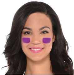 Purple Triple Stick Makeup