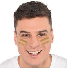Gold Triple Stick Makeup