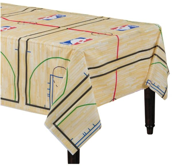 Spalding Basketball Table Cover