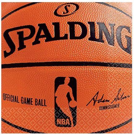 Spalding Basketball Beverage Napkins, 36 ct
