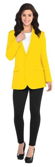 Adult Yellow Jacket - XS/S