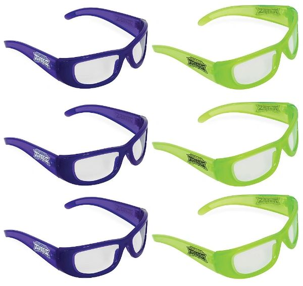 Rise of the TMNT™ Glasses, 6ct