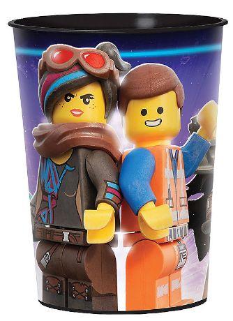 The Lego Movie 2® Favor Cup, 16oz