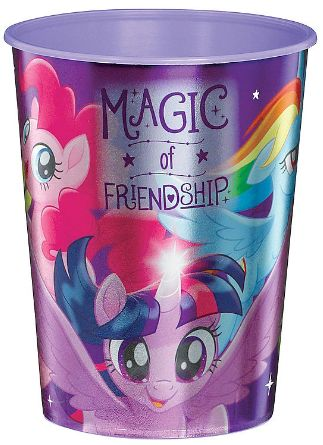 My Little Pony Friendship Adventures™ Metallic Favor Cup, 16oz