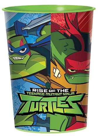 Rise of the TMNT™ Favor Cup, 16oz