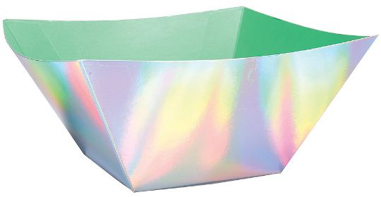 "Shimmering Party Serving Bowl, 8"" - 3ct"