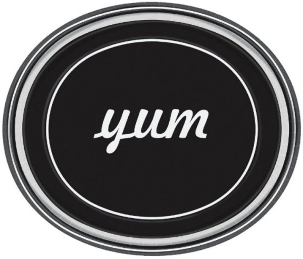 "Eat & Enjoy Appetizer Plates, 6 1/2"" - 36ct"