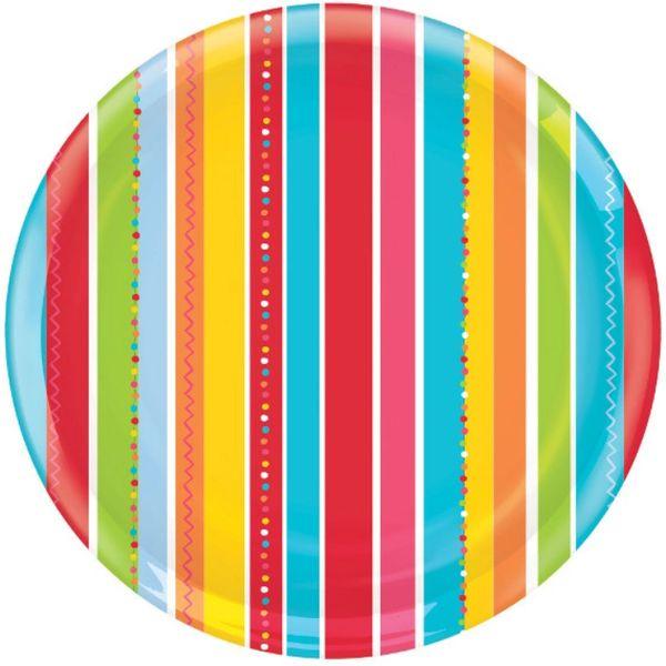 Fiesta Round Platter