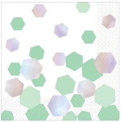 Shimmering Party Luncheon Napkins, 16ct