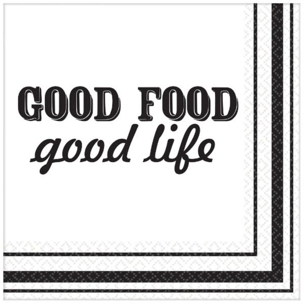 Eat & Enjoy Luncheon Napkins, 16ct