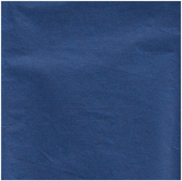 Solid Navy Flag Blue Tissue Paper Sheets, 8ct