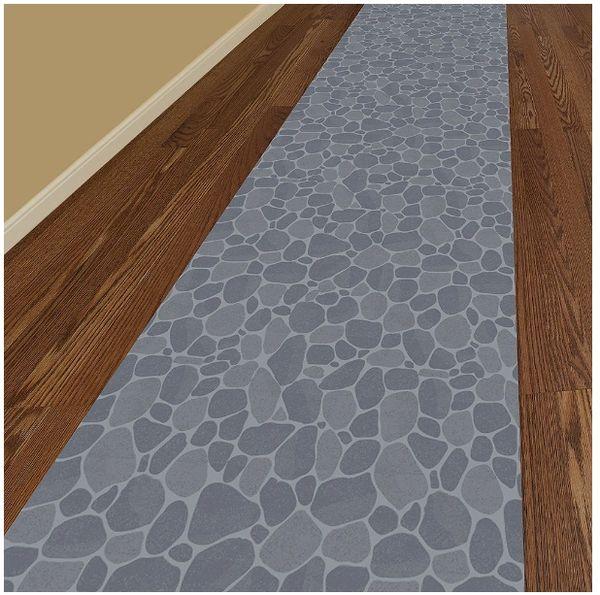 Medieval Stone Floor Runner, 10ft