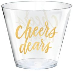 Cocktail Party Tumblers, 9oz - 30ct