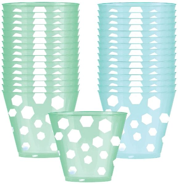 Shimmering Party Tumblers, 9 oz - 30ct