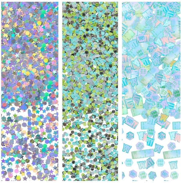 Shimmering Party Confetti