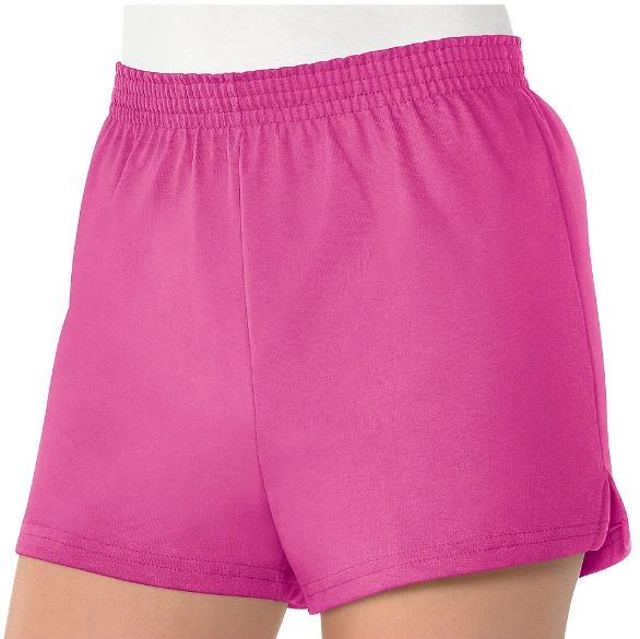 Women's Pink Sport Shorts - ADULT S/M & L/XL