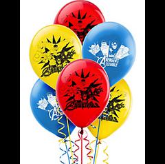 Avengers™ Printed Latex Balloons
