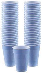 Big Party Pack Pastel Blue Plastic Cups, 12oz - 50ct