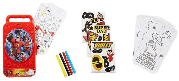 ©Disney/Pixar Incredibles 2 Sticker Activity Kit