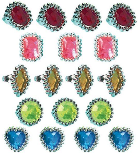 Jewel Rings, 18ct