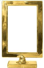 Customizable Table Frame - Gold