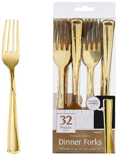 Dinner Forks - Gold, 32ct