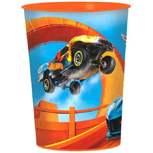 Hot Wheels Wild Racer™ Favor Cup, 16oz
