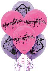 ©Disney Vampirina Latex Balloons, 6ct