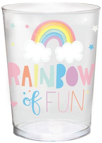 Magical Rainbow Birthday Favor Cup, 16oz