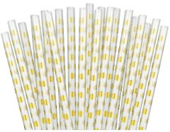 Cocktail Party Re-usable Straws, 12ct