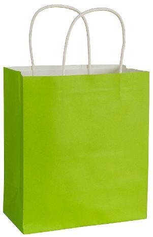 Large Kiwi Kraft Bag