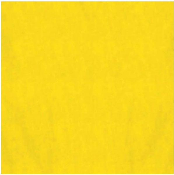 Solid Yellow Tissue Paper Sheets, 20CT