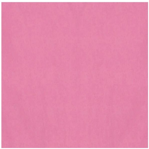 Solid Pink Tissue Paper Sheets, 20ct