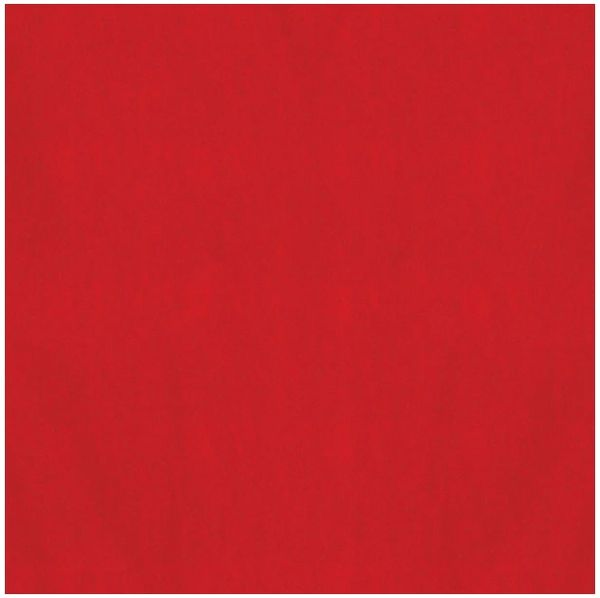 Red Solid Tissue, 8ct