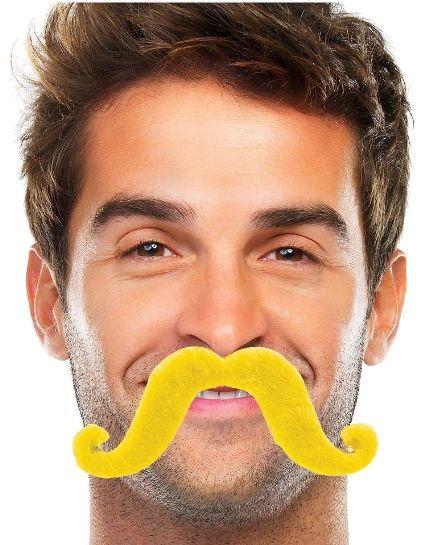 Yellow Mustache