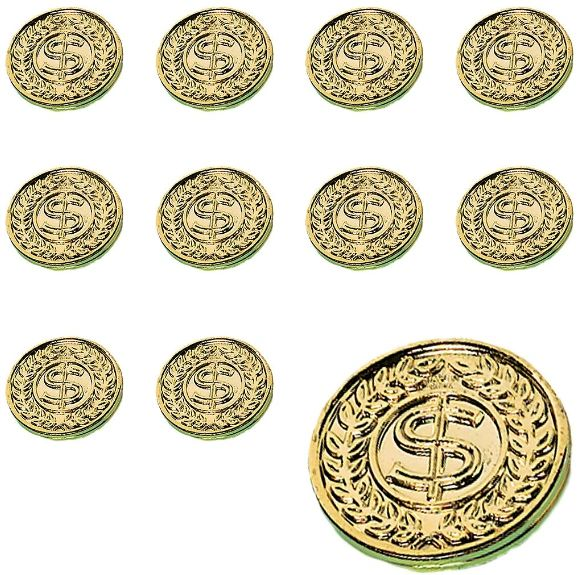 Gold Coins, 144ct
