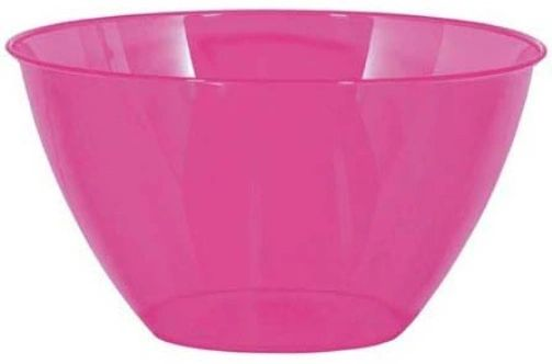24 oz. Bowl - Bright Pink