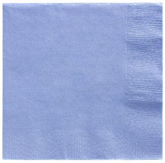 Big Party Pack Pastel Blue Beverage Napkins, 125ct